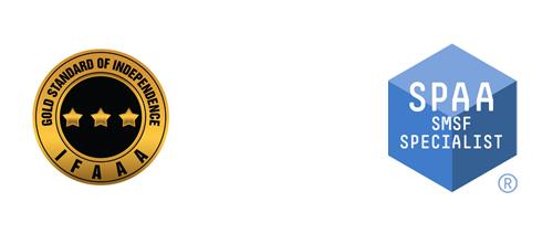 IFAAA, SPAA logos